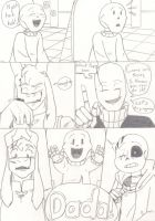 Baby Bones (Post-tale side comic) PG 44 by TrueWinterSpring