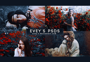 PSD #266 - Fairytales by Evey-V