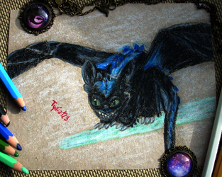 Toothless by Tysia123