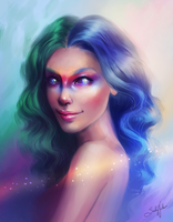 Colours by SandraWinther