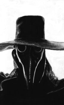 The Plague Doctor by Sturgeonsurgeon14th