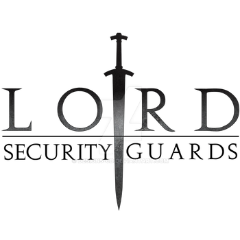 Lord Security Guards (logo) by Designs-CD