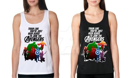Be awesome like the Avengers by Lythara