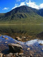 Loch Etive Reflections by danUK86