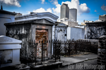St. Louis Cemetery No. 1 - A City Inside A City by FrozenCreekStudios