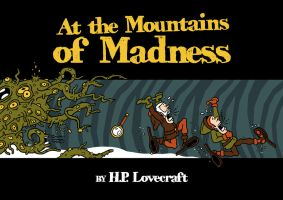 At the Mountains of Madness by muzski