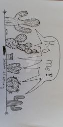 Inktober 25 (#Prickly) by eulalia95