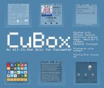 Cubox for Rainmeter by Dariosuper