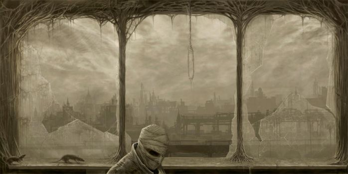 City of decay2 by Gloom82
