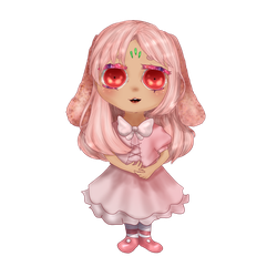 (C) Chibi Silinca png by ChocoStyle