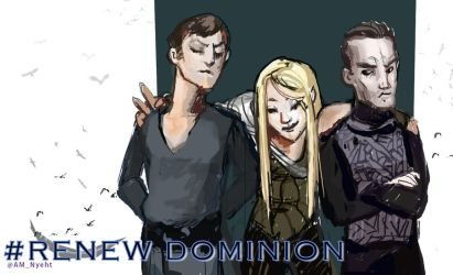 The Family Renew Dominion by AM-Nyeht