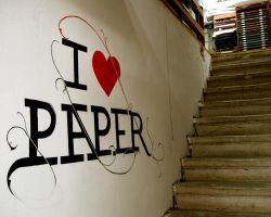 love paper by flakyou