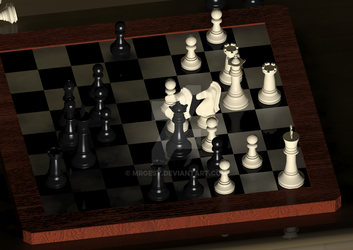 Chess2 by mrgesy