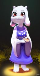 Young Toriel by Imalou