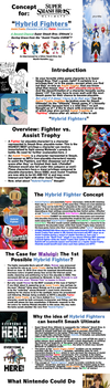 'HYBRID' FIGHTERS: HOPE for Smash Assist Trophies? by MAST3R-RAINB0W