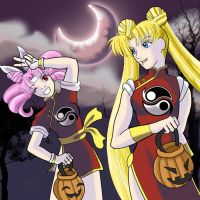 Happy Halloween by ScorpionOcean