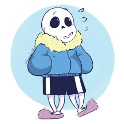 Sans by ShadowCat220