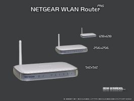 Netgear WLAN Router by 3xhumed