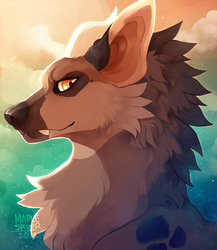 Determined by MapleSpyder