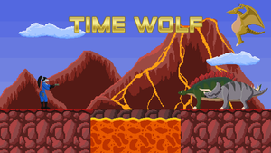 Time Wolf (Game) by SquashedFlat