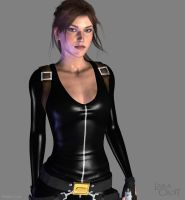 Catsuit by Pedro-Croft