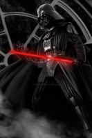 Darth Vader by JulietGarciaArt