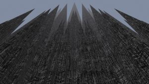 The Black Tower of Tartarus 2 by ManyardButler