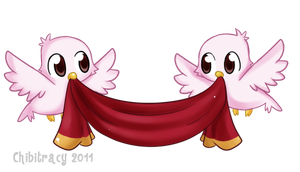 Doves by chibitracy