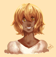 WindRiver: Sunny Smile by alexis-the-angel