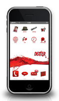 DEXTER tv series - iPhoneTheme by syarawi