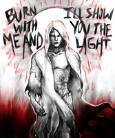 Burn with me by Czhe