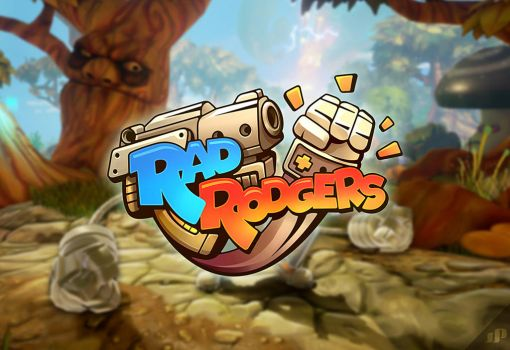 3D Realms - Rad Rodgers Logo by ScriptKiddy