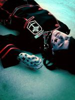 DGM: In a Nightmare World by Raenstrife