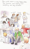 WNAV - Hetalia Picturebook pg1 by TriaElf9