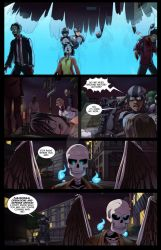 Issue #2 pg. 17 by RotAngel