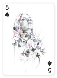 5 of Spades by Carnegriff