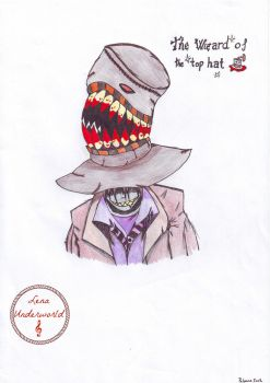Mad Hatter by Lena-Underworld