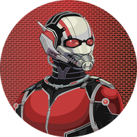 Ant-Man by IkkiSpartan