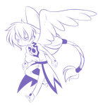 Yue by mintycanoodles