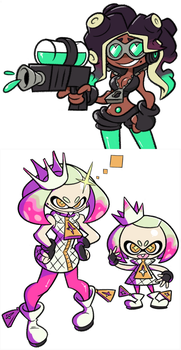Off the Hook by Shenaniganza
