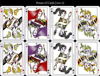 PT - House of Cards [Side B] by Dyemelikeasunset