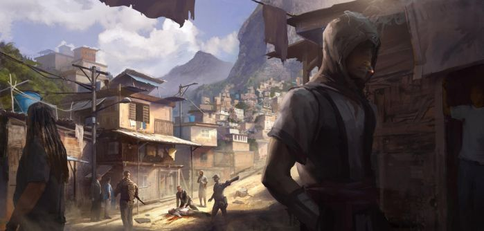 favela assassin by Olabukoo