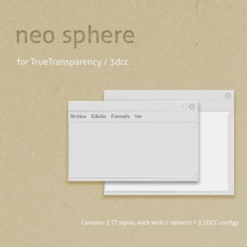 Neo Sphere TT+3DCC by nosphere