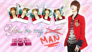 Youngmin-oppa Wallpaper by Yuukarin
