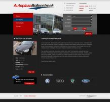 Car dealer business layout by Robke22