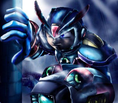 MEGAMANDEATH by phungdinhdung