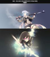 Sword Art Online | Re:Load Rework Set by MikoyaNx