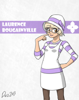 Character bio - Laurence by OmegaDez