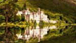 Kylemore Abbey Galway  Ireland by caroline0neill