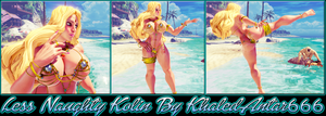 LESS NAUGHTY KOLIN by Khaledantar666